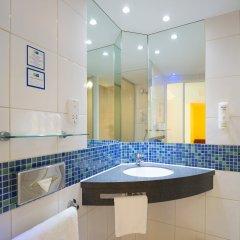 Отель Holiday Inn Express London-Swiss Cottage Великобритания, Лондон - отзывы, цены и фото номеров - забронировать отель Holiday Inn Express London-Swiss Cottage онлайн ванная