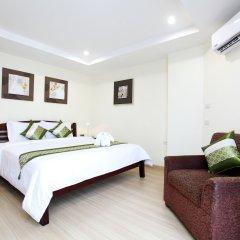 Отель iCheck inn Sukhumvit 22 Таиланд, Бангкок - отзывы, цены и фото номеров - забронировать отель iCheck inn Sukhumvit 22 онлайн комната для гостей фото 3