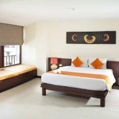 Отель Arinara Bangtao Beach Resort комната для гостей фото 7