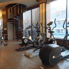 Отель Ktk Regent Suite Паттайя фитнесс-зал фото 4