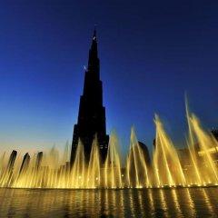 Отель Four Points by Sheraton Sheikh Zayed Road, Dubai Дубай спортивное сооружение