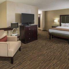 Отель DoubleTree Suites by Hilton Columbus США, Колумбус - отзывы, цены и фото номеров - забронировать отель DoubleTree Suites by Hilton Columbus онлайн удобства в номере