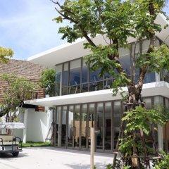 Отель Celes Beachfront Resort Самуи парковка