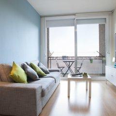 Отель BBarcelona Aragó Terrace Flat Барселона комната для гостей фото 4