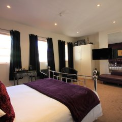 Отель The Moreland комната для гостей