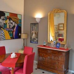 Апартаменты Domitilla Luxury Apartment Генуя интерьер отеля