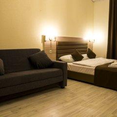 Мини-Отель City Life 2* Стандартный номер с двуспальной кроватью фото 17