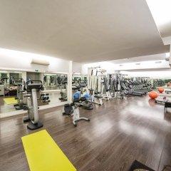 Hotel Roma Tor Vergata фитнесс-зал фото 4