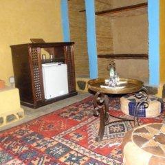 Отель Kasbah Mohayut Марокко, Мерзуга - отзывы, цены и фото номеров - забронировать отель Kasbah Mohayut онлайн удобства в номере фото 2