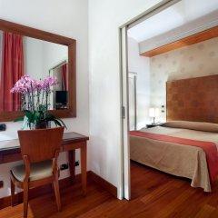 Hotel Delle Nazioni 4* Улучшенный номер с различными типами кроватей фото 6