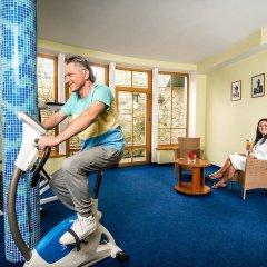 Отель Violeta Литва, Друскининкай - отзывы, цены и фото номеров - забронировать отель Violeta онлайн фитнесс-зал