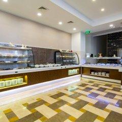 Отель Crystal Waterworld Resort And Spa Богазкент развлечения