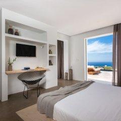 Отель Andronis Arcadia Hotel Греция, Остров Санторини - отзывы, цены и фото номеров - забронировать отель Andronis Arcadia Hotel онлайн комната для гостей фото 4