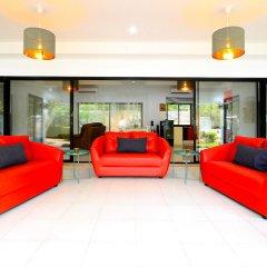 Отель Villa Tortuga Pattaya интерьер отеля