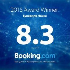 Lynebank House Hotel, Bed & Breakfast с домашними животными