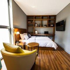 Отель The Designers Jongno Южная Корея, Сеул - отзывы, цены и фото номеров - забронировать отель The Designers Jongno онлайн комната для гостей фото 5