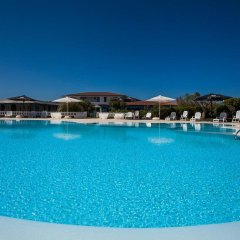 Hotel Gran Torre Ористано бассейн