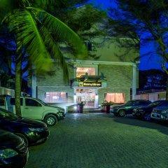 Отель Morning Side Suites парковка