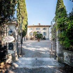 Отель Villa Ducci Италия, Сан-Джиминьяно - отзывы, цены и фото номеров - забронировать отель Villa Ducci онлайн парковка