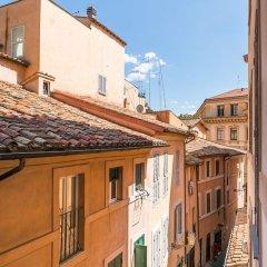 Отель Reginella White Apartment Италия, Рим - отзывы, цены и фото номеров - забронировать отель Reginella White Apartment онлайн балкон