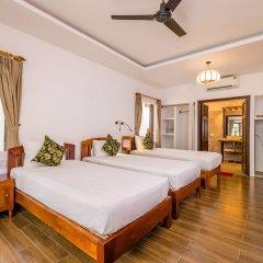 Отель An Bang Coco Villa комната для гостей фото 2