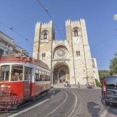 Отель Emporium Lisbon Suites городской автобус