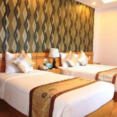 Отель Maritime Hotel Nha Trang Вьетнам, Нячанг - отзывы, цены и фото номеров - забронировать отель Maritime Hotel Nha Trang онлайн комната для гостей фото 5