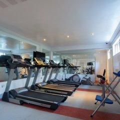 Отель Caledonian Suites фитнесс-зал