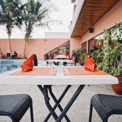 Hôtel Iman in Nouakchott, Mauritania from 95$, photos, reviews - zenhotels.com pool