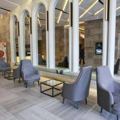 Park Hotel Alexandra интерьер отеля