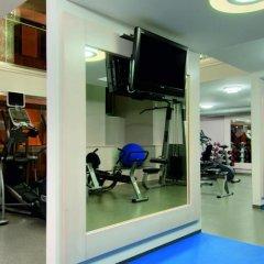 Отель Hilton Budapest фитнесс-зал фото 4