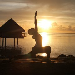 Отель Tahiti Ia Ora Beach Resort - Managed by Sofitel пляж фото 2