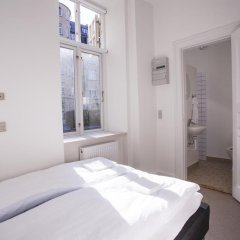 Отель SimpleBed Hostel Дания, Орхус - отзывы, цены и фото номеров - забронировать отель SimpleBed Hostel онлайн комната для гостей фото 4