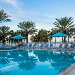 Отель Wyndham Grand Clearwater Beach бассейн фото 3