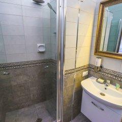 Отель Silver ванная фото 2