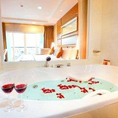 Intimate Hotel Паттайя ванная фото 2