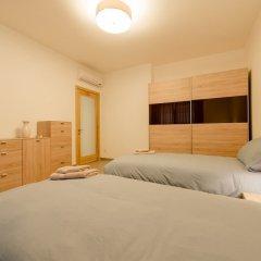 Отель Seaview Apart IN Fort Cambridge With Pool Мальта, Слима - отзывы, цены и фото номеров - забронировать отель Seaview Apart IN Fort Cambridge With Pool онлайн комната для гостей фото 4
