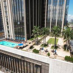 Отель JW Marriott Hotel Shenzhen Китай, Шэньчжэнь - отзывы, цены и фото номеров - забронировать отель JW Marriott Hotel Shenzhen онлайн балкон
