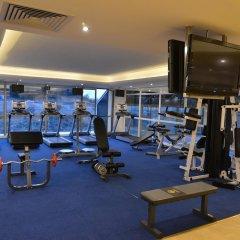 Anemon Hotel Manisa фитнесс-зал фото 2