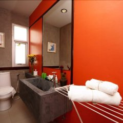 Foresta Boutique Resort & Hotel ванная