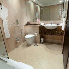 Отель First Central Hotel Suites ОАЭ, Дубай - 11 отзывов об отеле, цены и фото номеров - забронировать отель First Central Hotel Suites онлайн ванная фото 2
