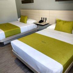 Отель Expo Inn Мексика, Гвадалахара - отзывы, цены и фото номеров - забронировать отель Expo Inn онлайн комната для гостей фото 2