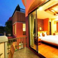 Отель Prantara Resort Таиланд, Пак-Нам-Пран - отзывы, цены и фото номеров - забронировать отель Prantara Resort онлайн балкон