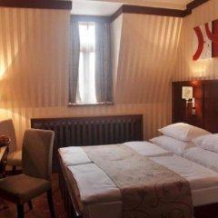 Отель Alfred Чехия, Карловы Вары - отзывы, цены и фото номеров - забронировать отель Alfred онлайн комната для гостей фото 3