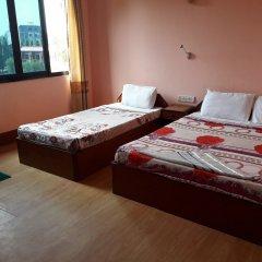 Отель Seven Steps Guest House Непал, Лумбини - отзывы, цены и фото номеров - забронировать отель Seven Steps Guest House онлайн комната для гостей фото 4