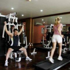 Отель Thara Patong Beach Resort & Spa Таиланд, Пхукет - 7 отзывов об отеле, цены и фото номеров - забронировать отель Thara Patong Beach Resort & Spa онлайн фитнесс-зал фото 4