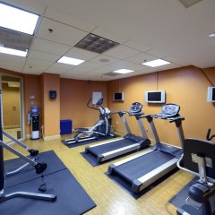 Beacon Hotel & Corporate Quarters фитнесс-зал