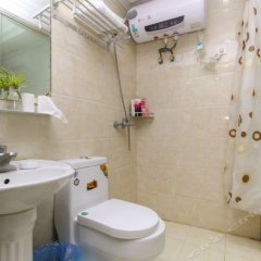 Отель Zaishui Yifang Boutique Inn ванная фото 2