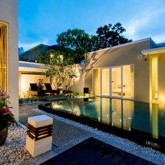 Отель Excellence Beachfront Villa Таиланд, пляж Май Кхао - отзывы, цены и фото номеров - забронировать отель Excellence Beachfront Villa онлайн бассейн фото 2