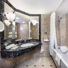 Отель The Westin Bellevue Dresden Германия, Дрезден - 3 отзыва об отеле, цены и фото номеров - забронировать отель The Westin Bellevue Dresden онлайн ванная фото 2
